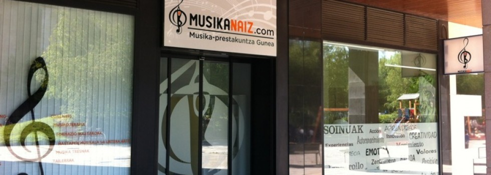 musika en Miranda de Ebro